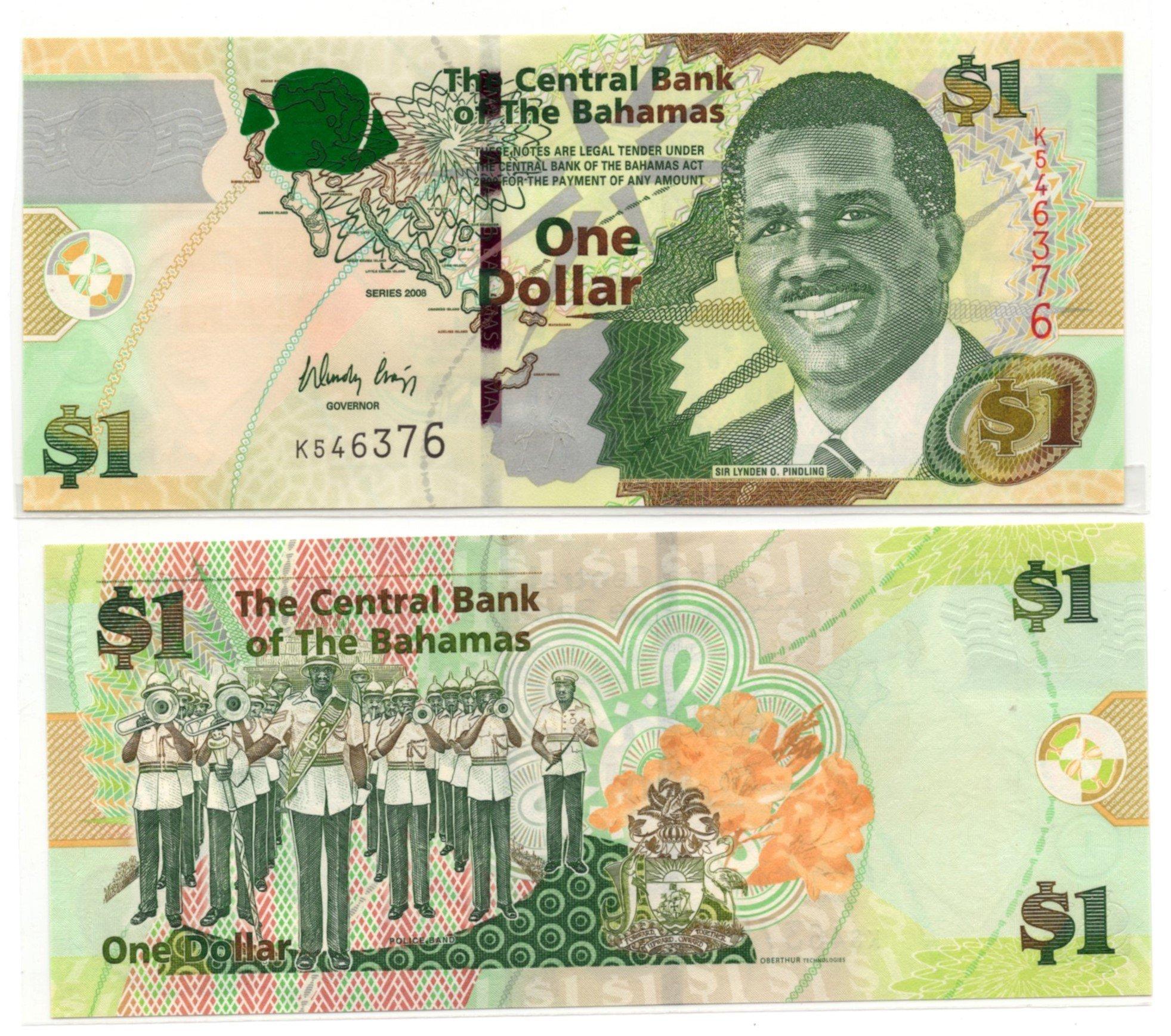 Bahamas 1 dollar