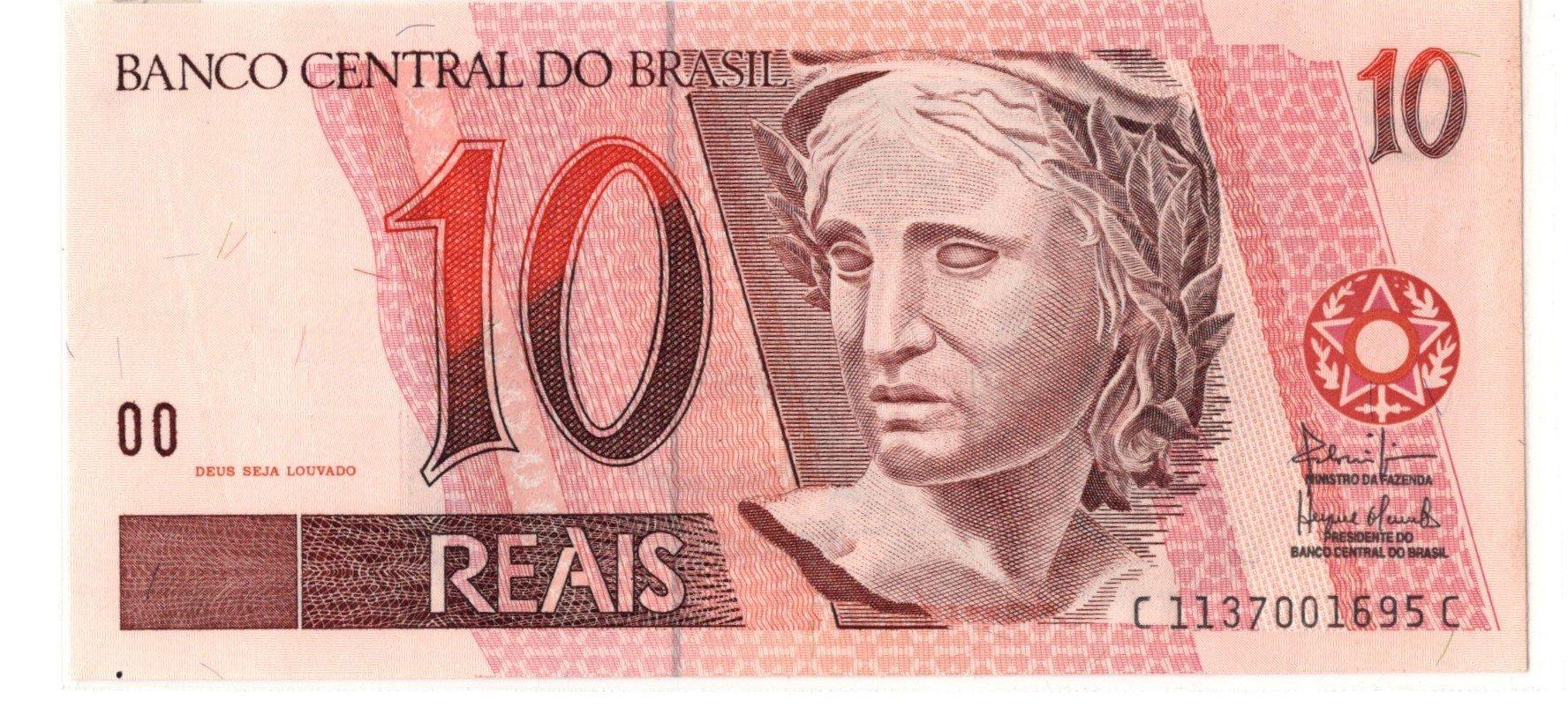 brazil 10 reals