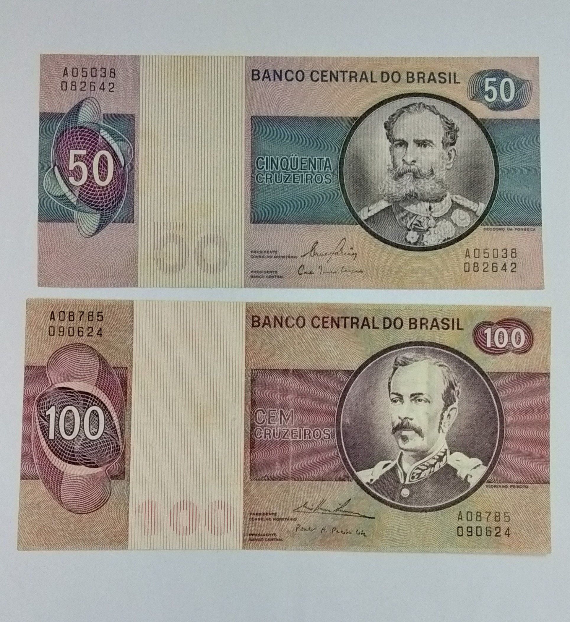 brazil 1970 set 2