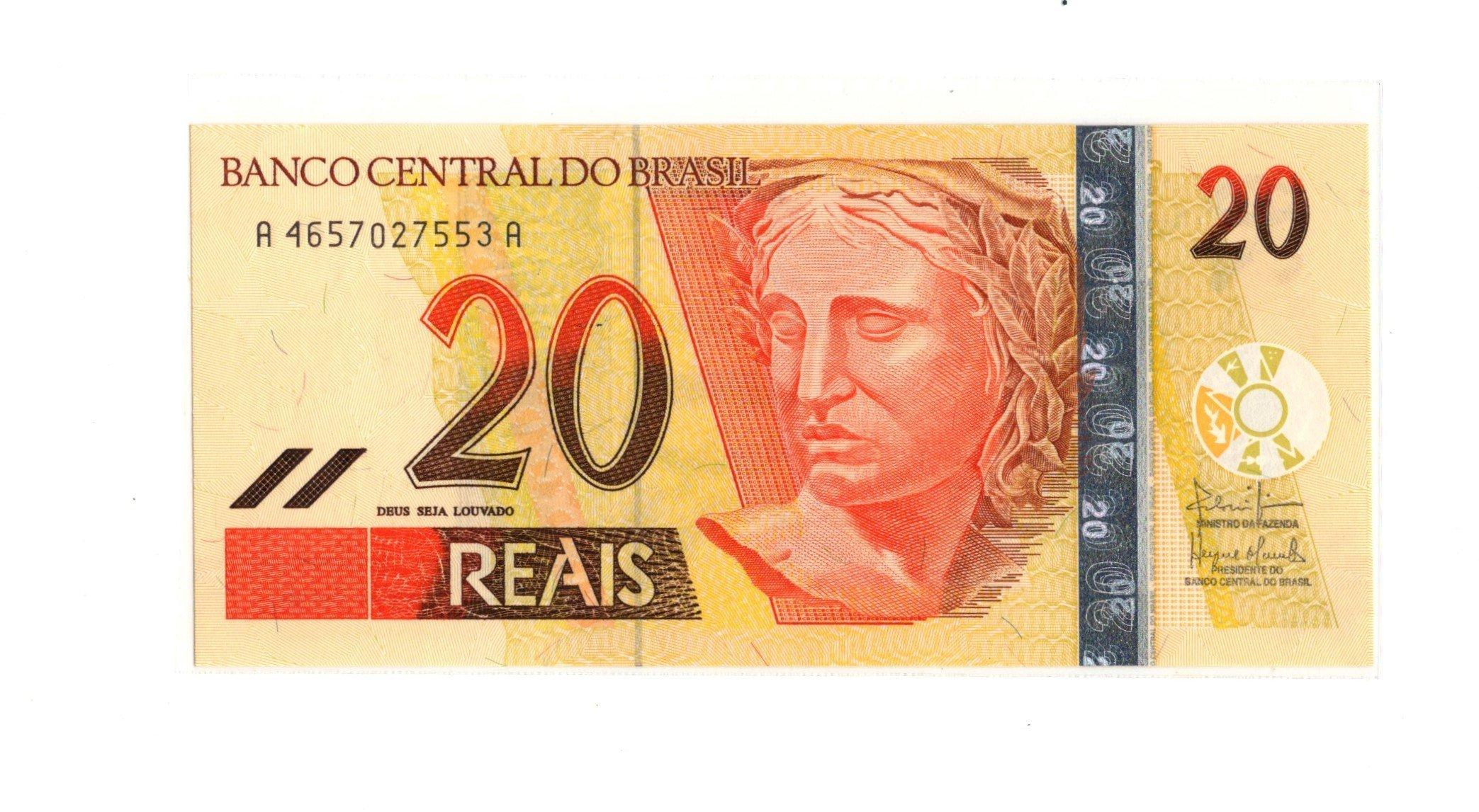 brazil 20 reals