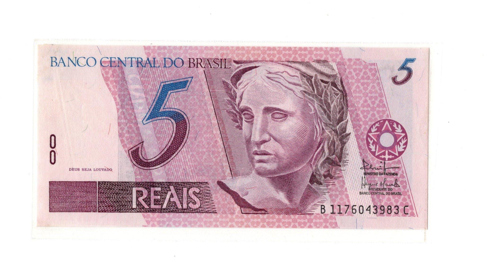 brazil 5 reals