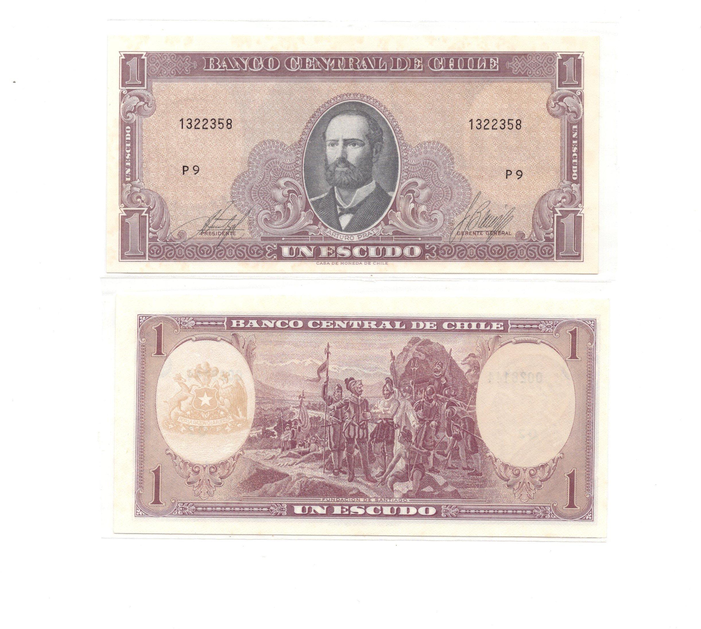 chile 1 escudo