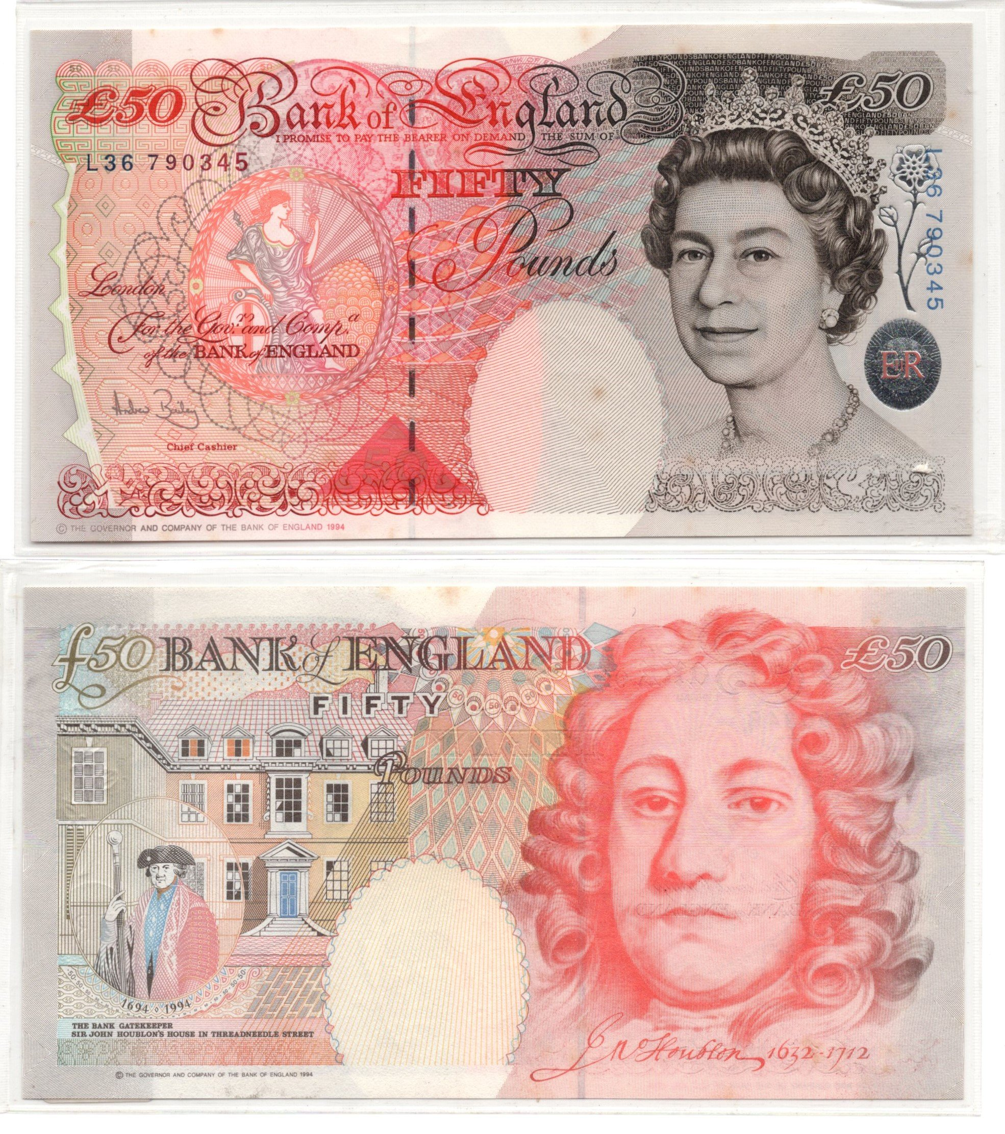 great britain 50 pounds