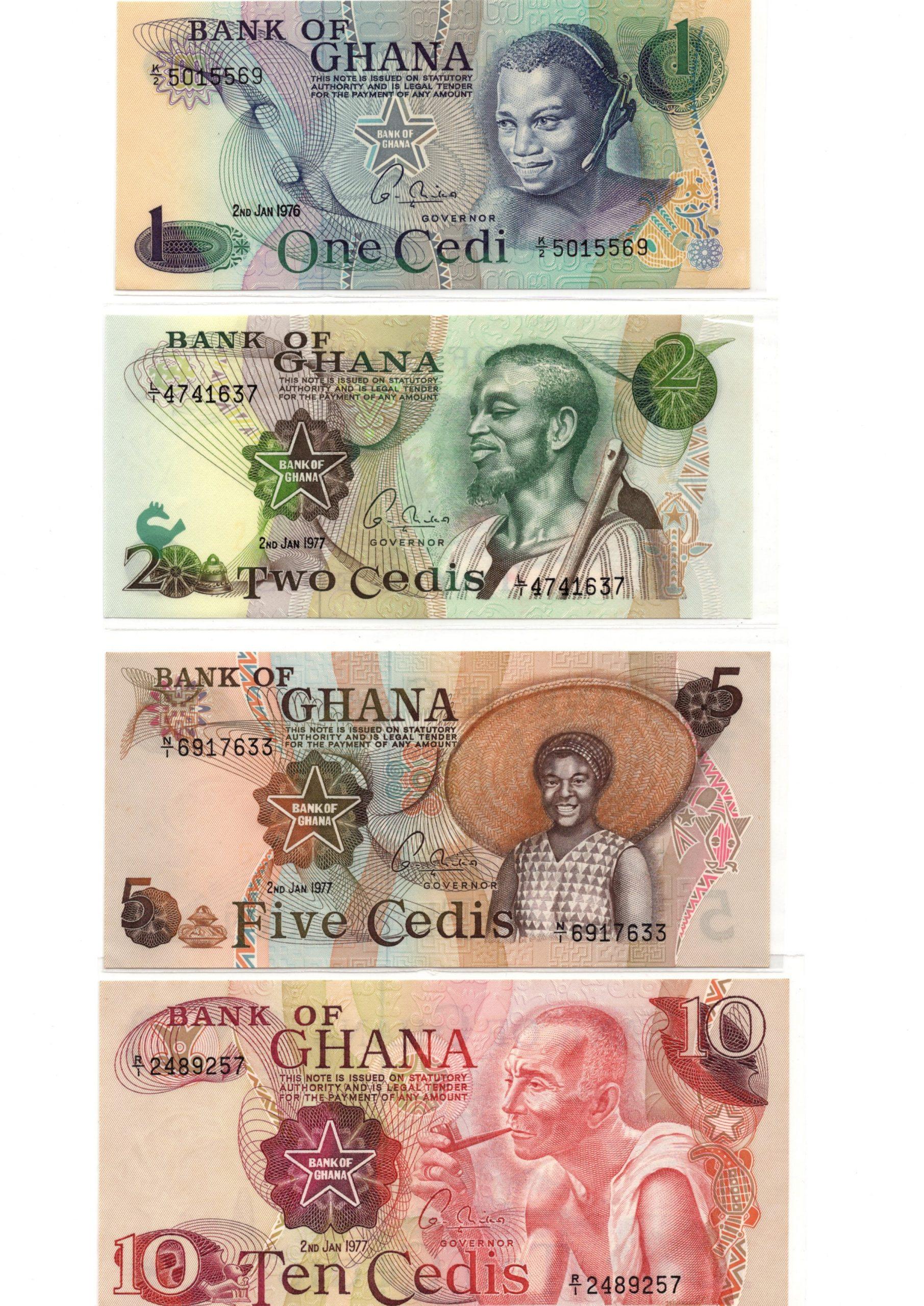 Ghana set