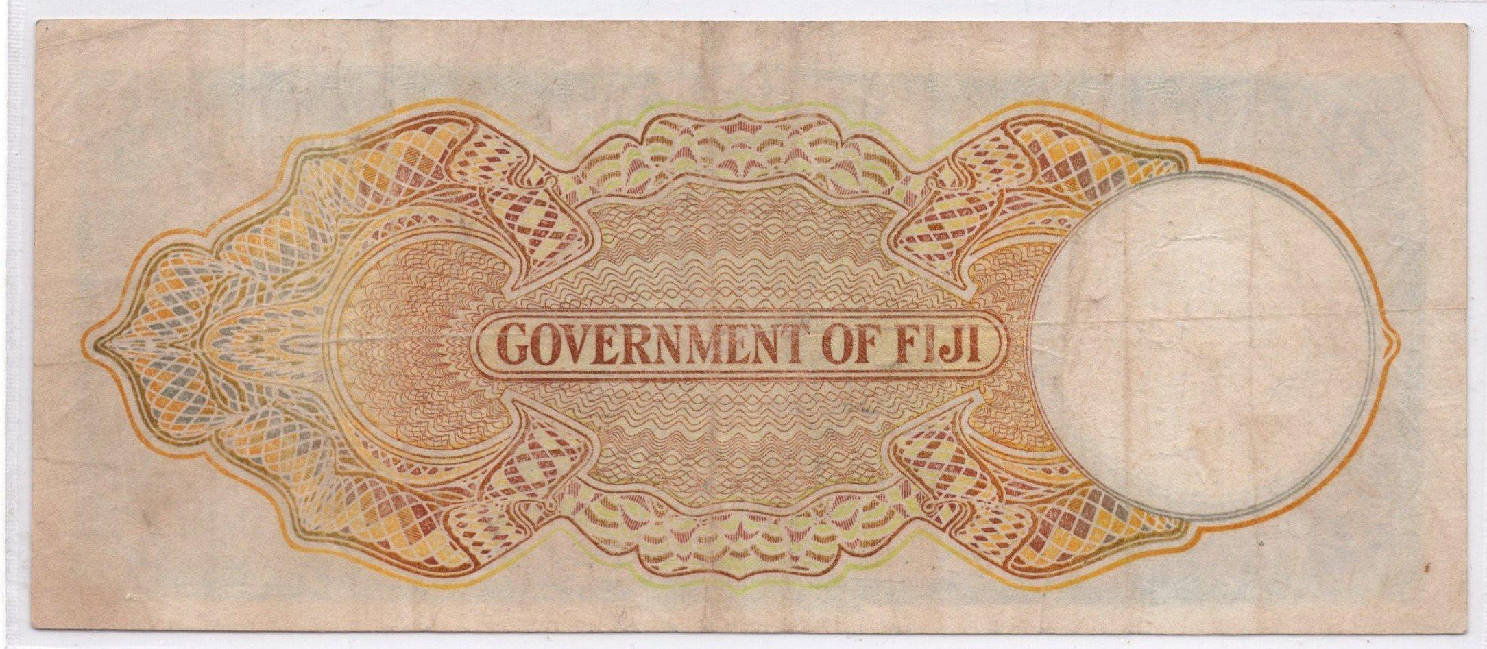 fiji 5 shillings
