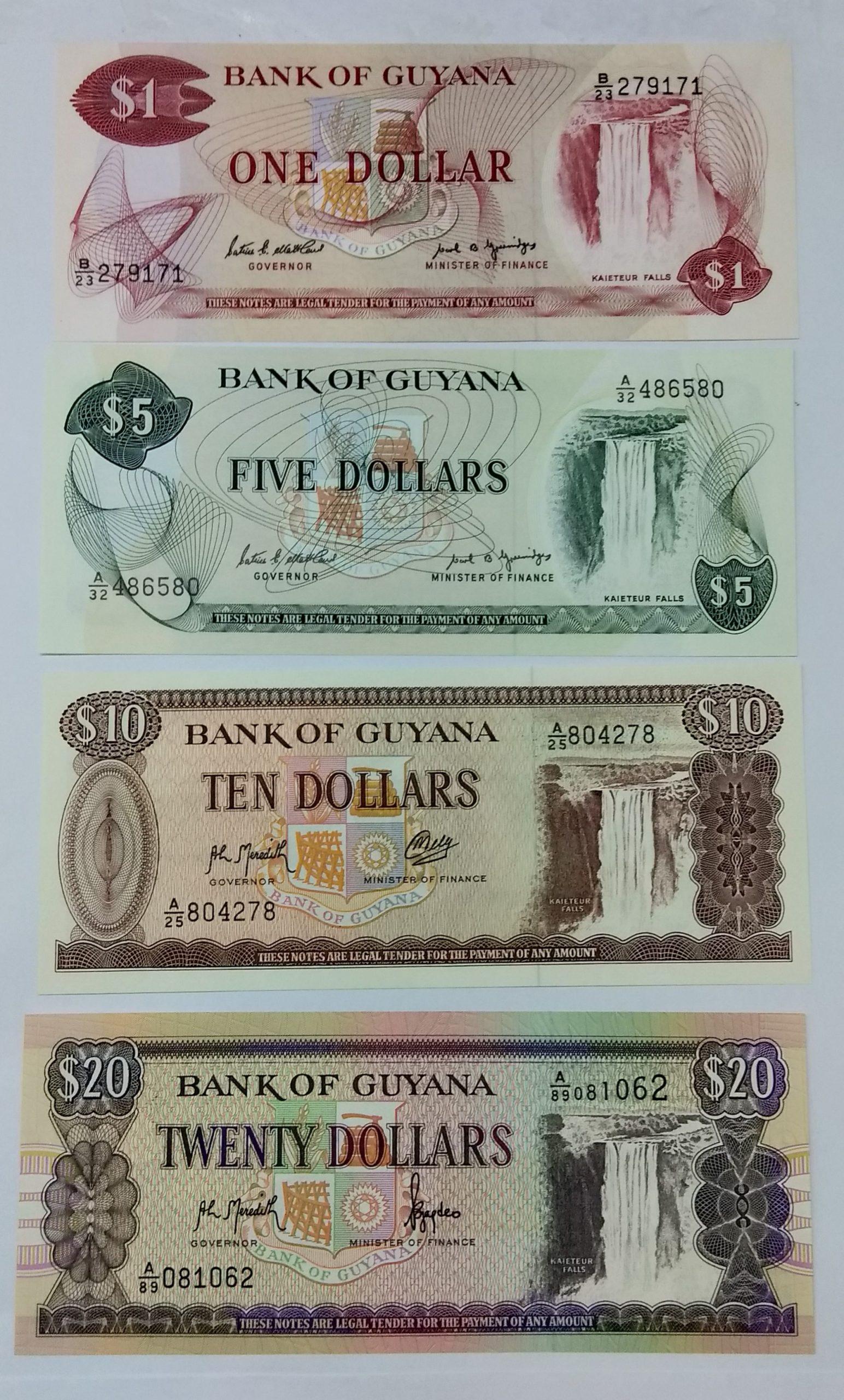 Guyana set