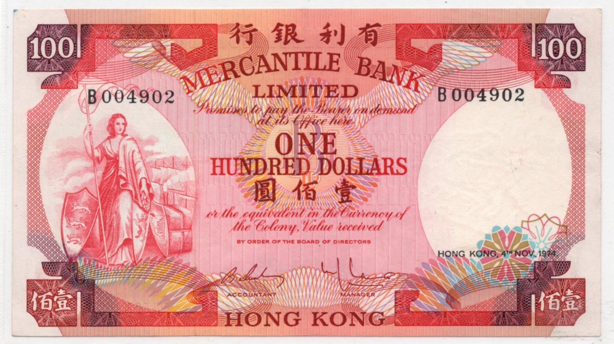 HK merantile
