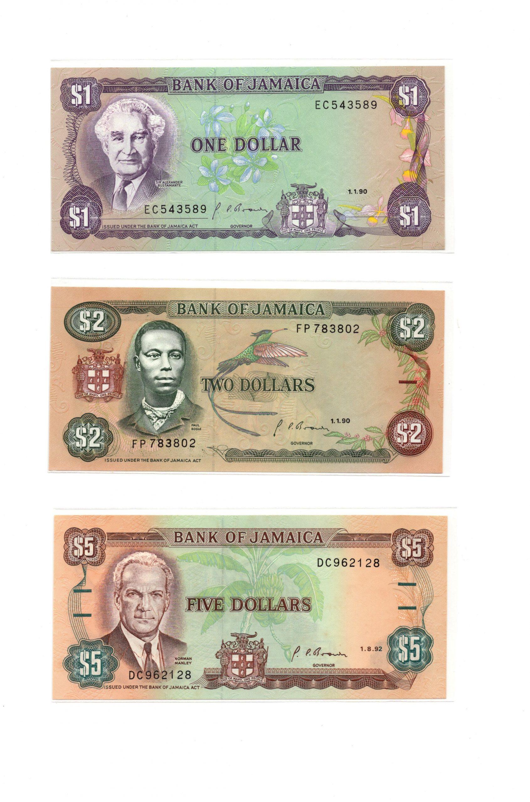 jamaica set