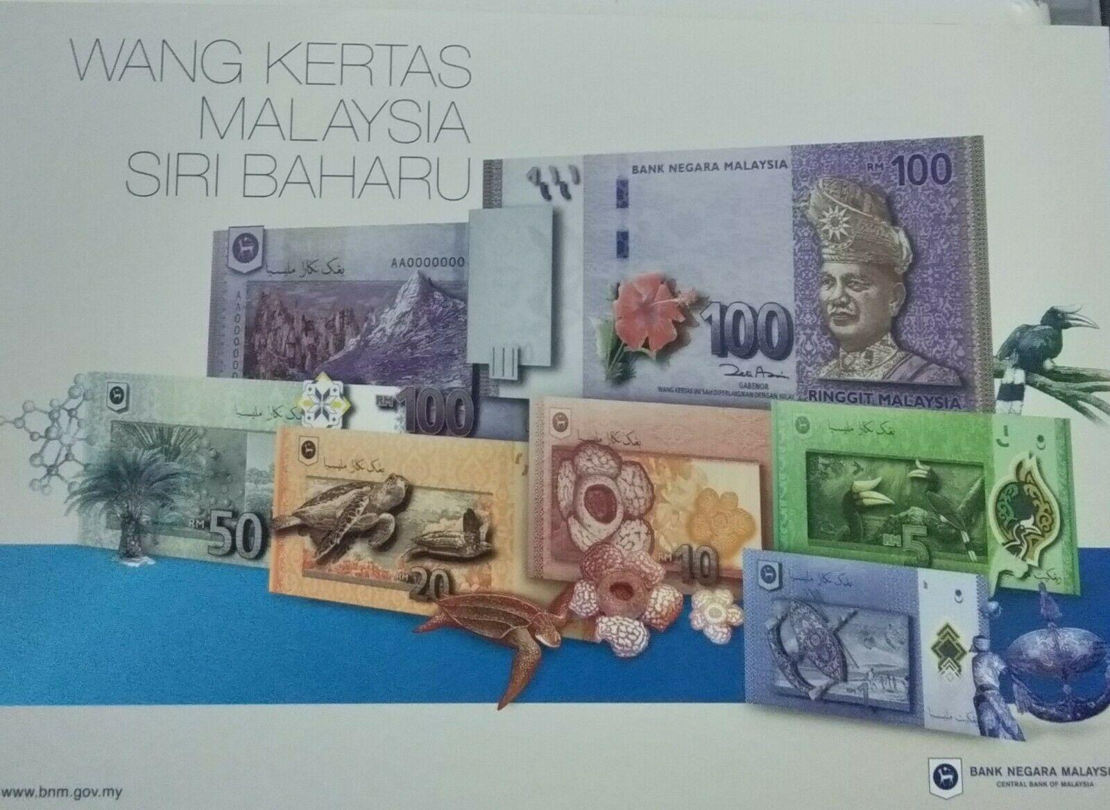 malaysia 2012 set