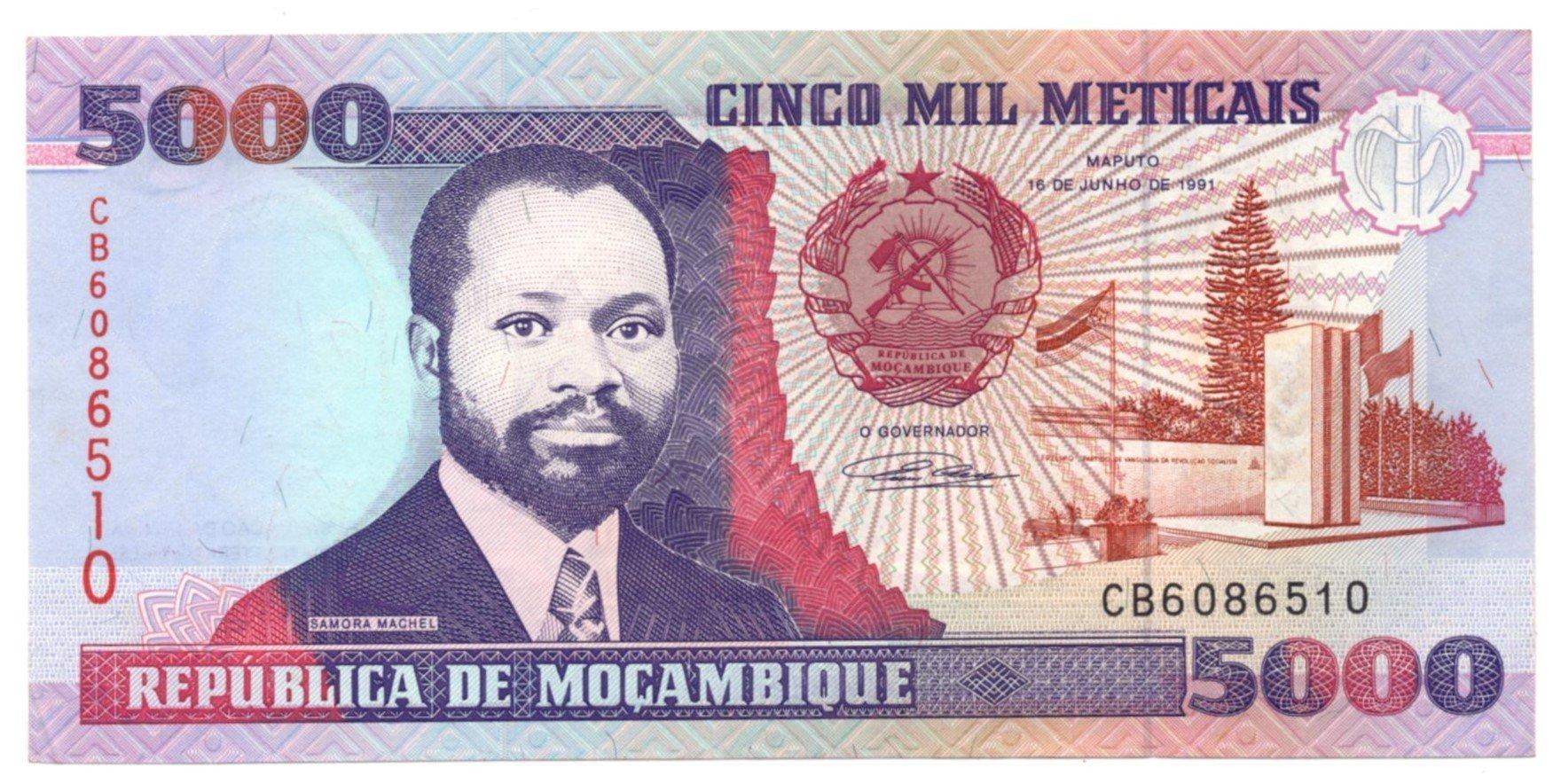 mozambique 5000