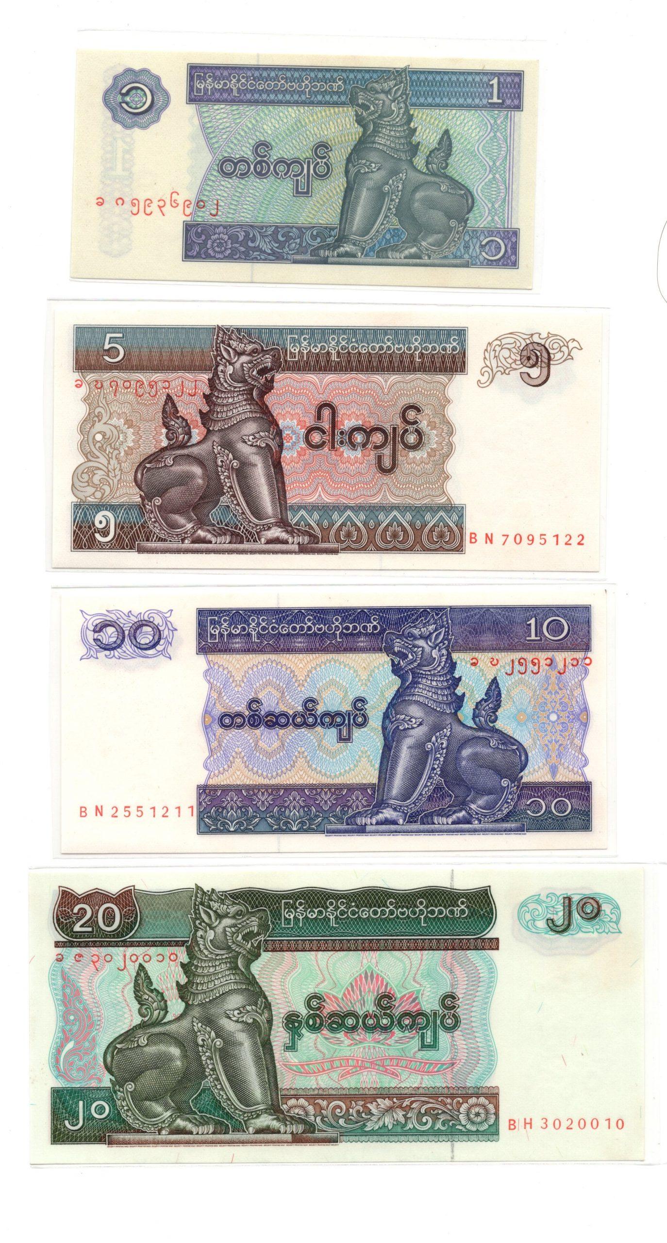 Myanmar set
