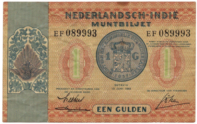 Netherladn indies 1 gulden