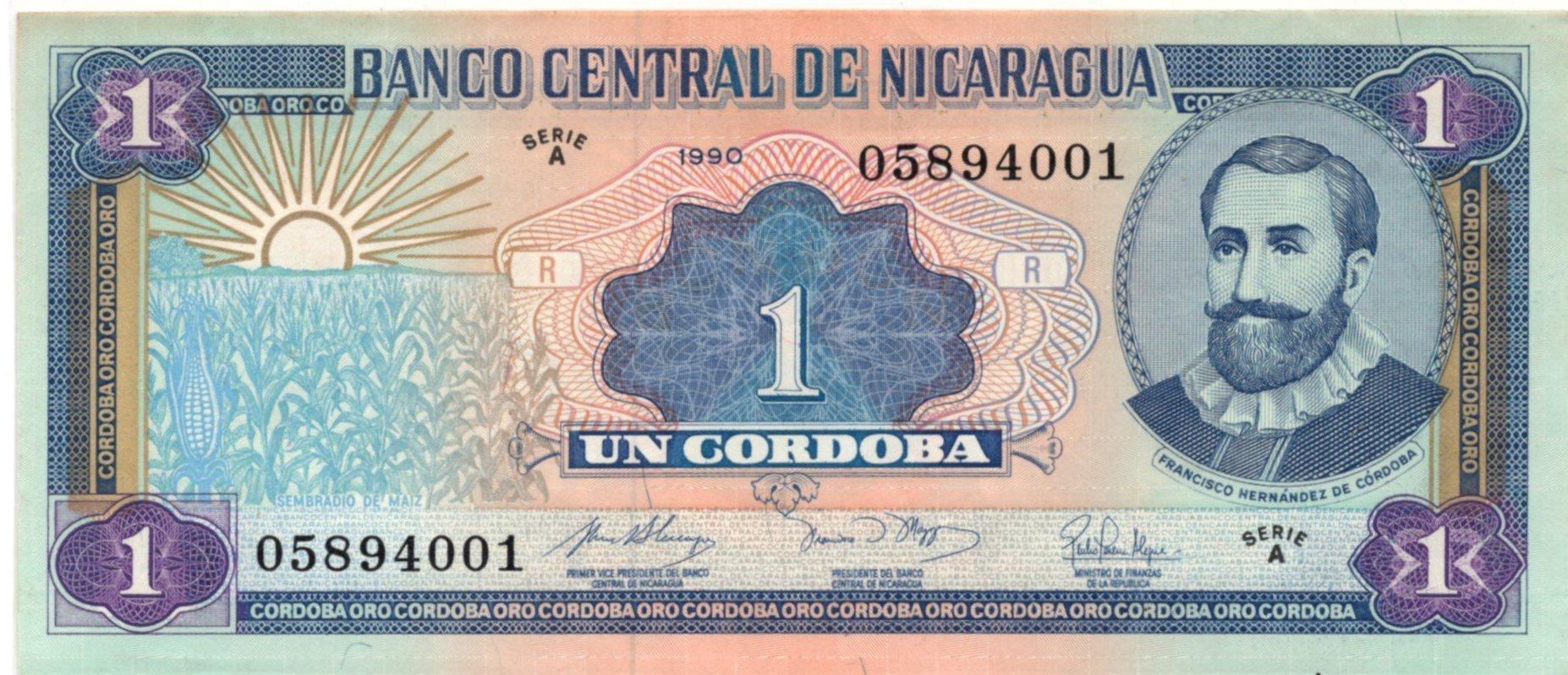 nicaragua 1 xoedoba