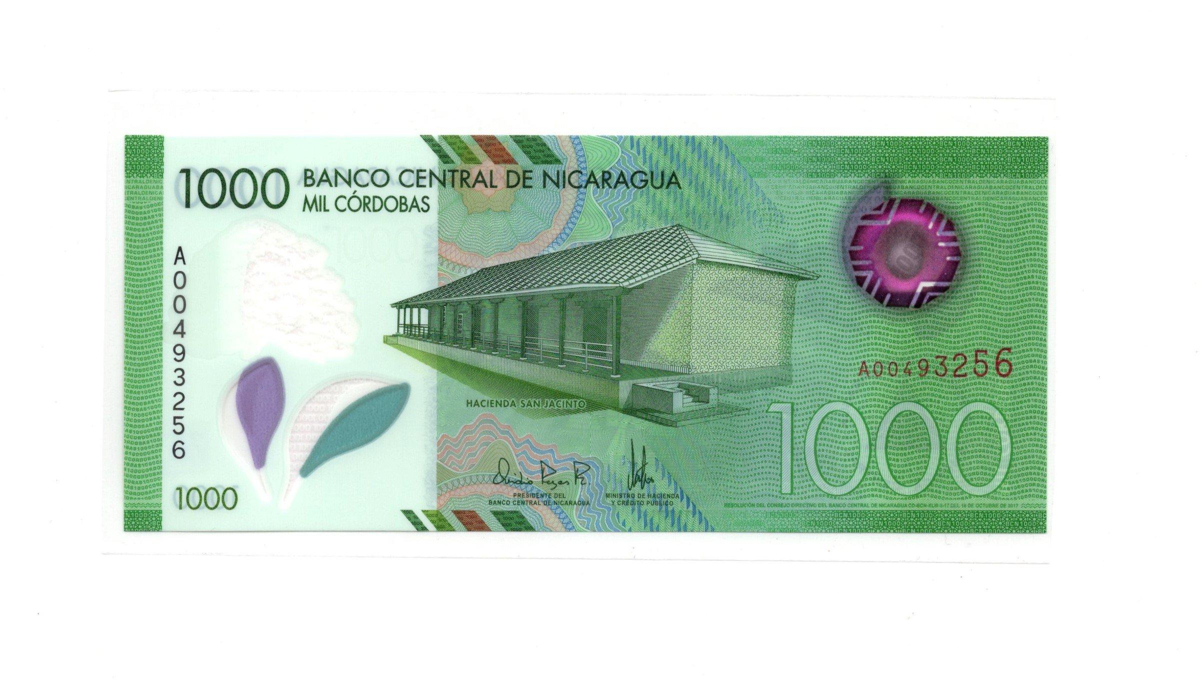 nicaragua 1000