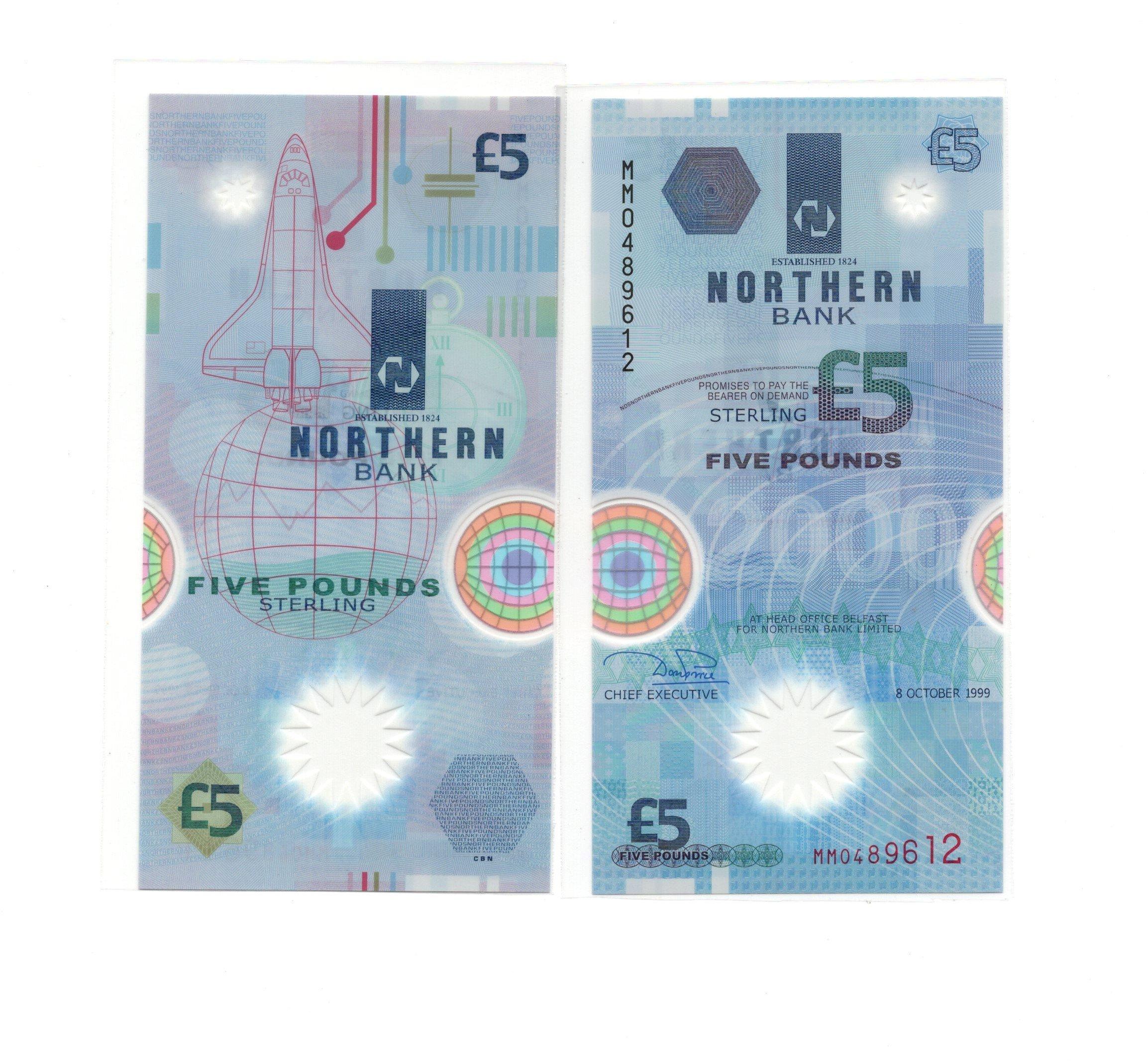 Ireland 5 pounds