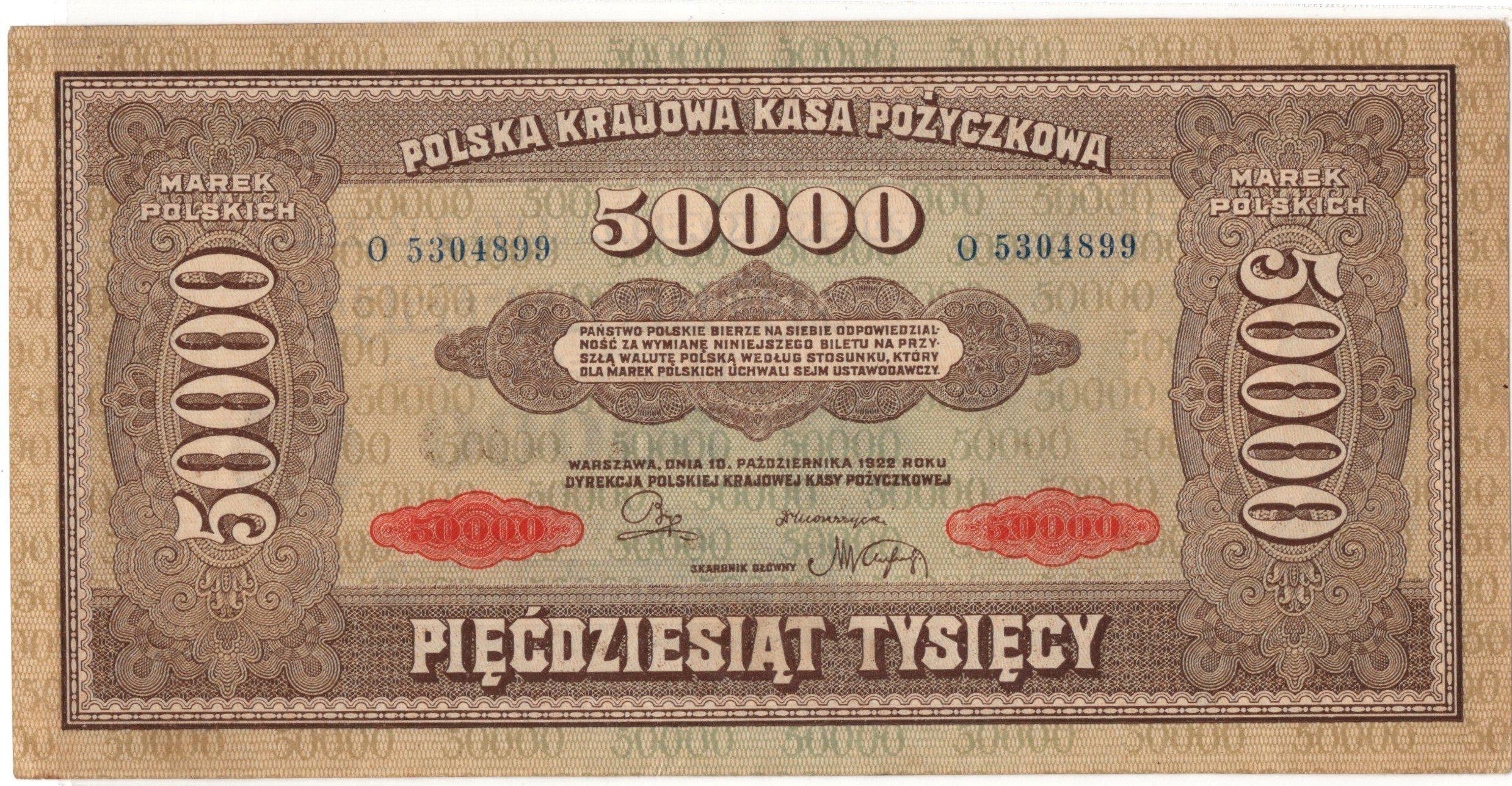 poland 50000