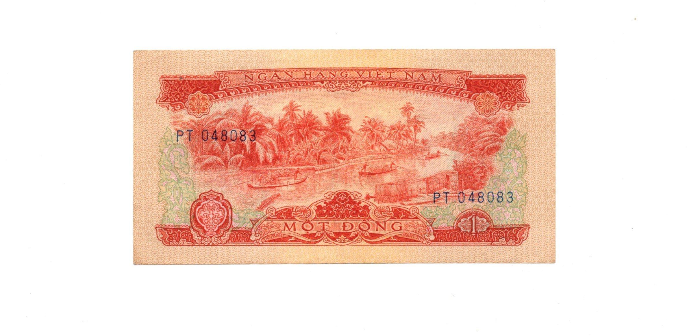 south vietnam 1 dong 1966