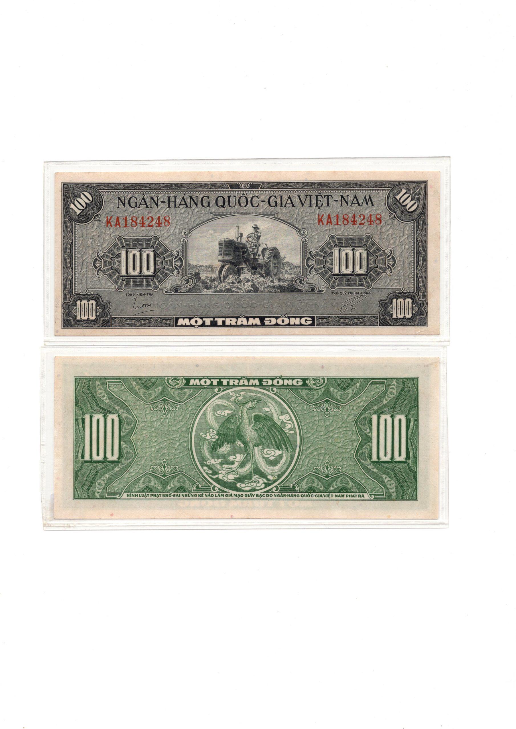 south vietnam 100 dong  P8