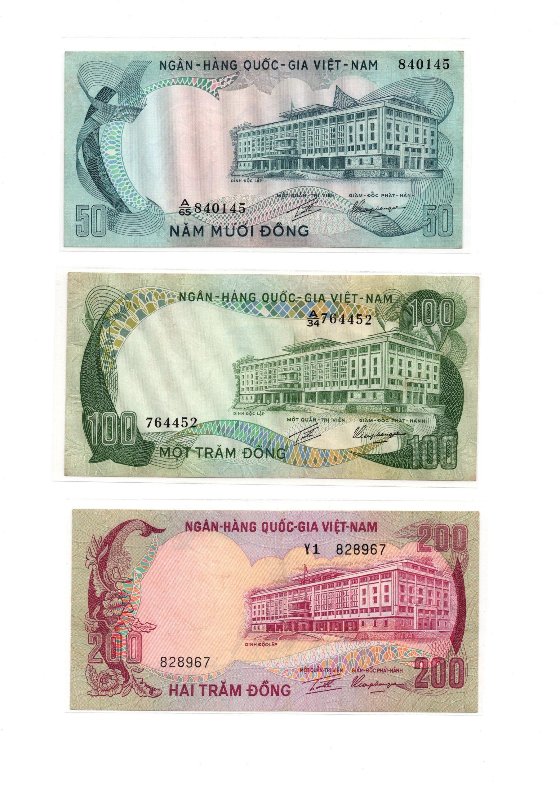 south vietnam 1972 set