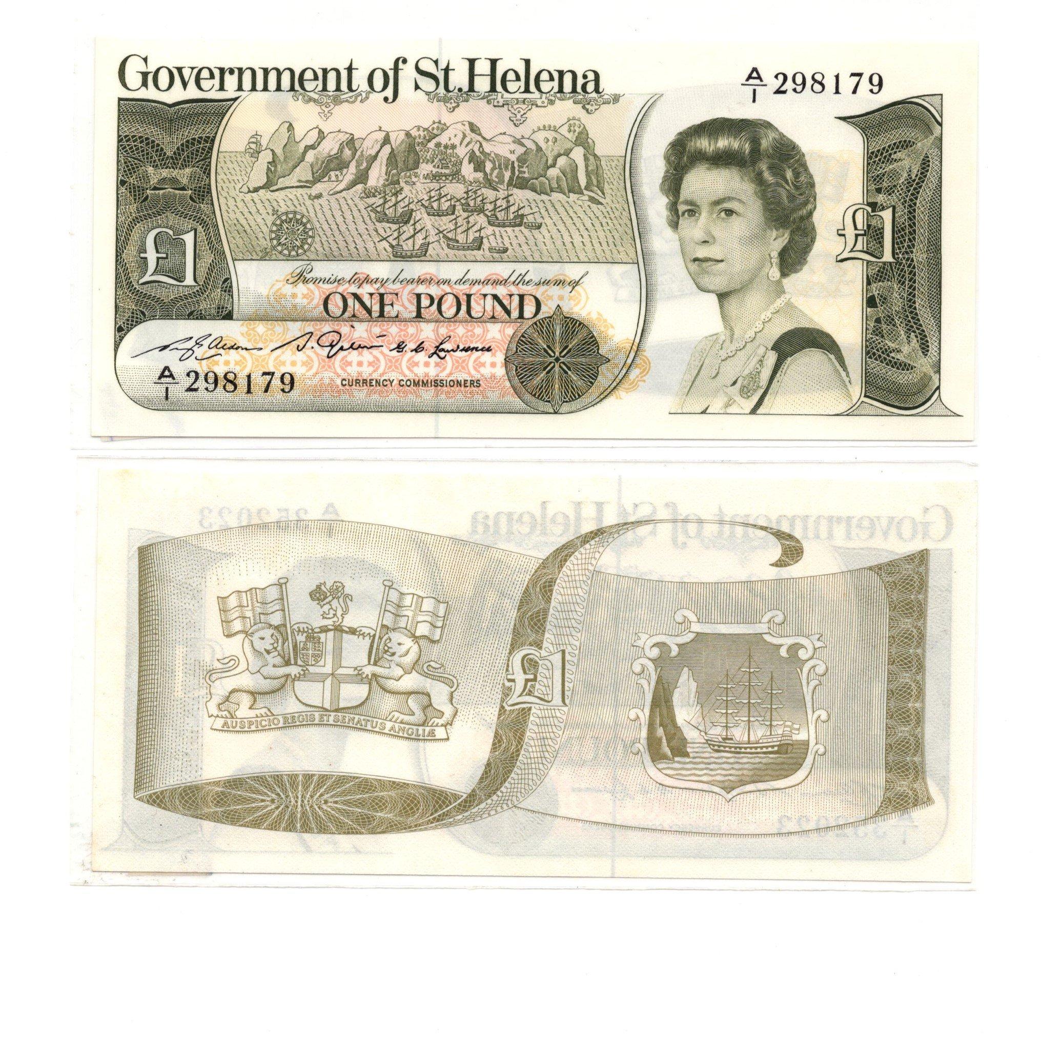 St. Helena 1 pound