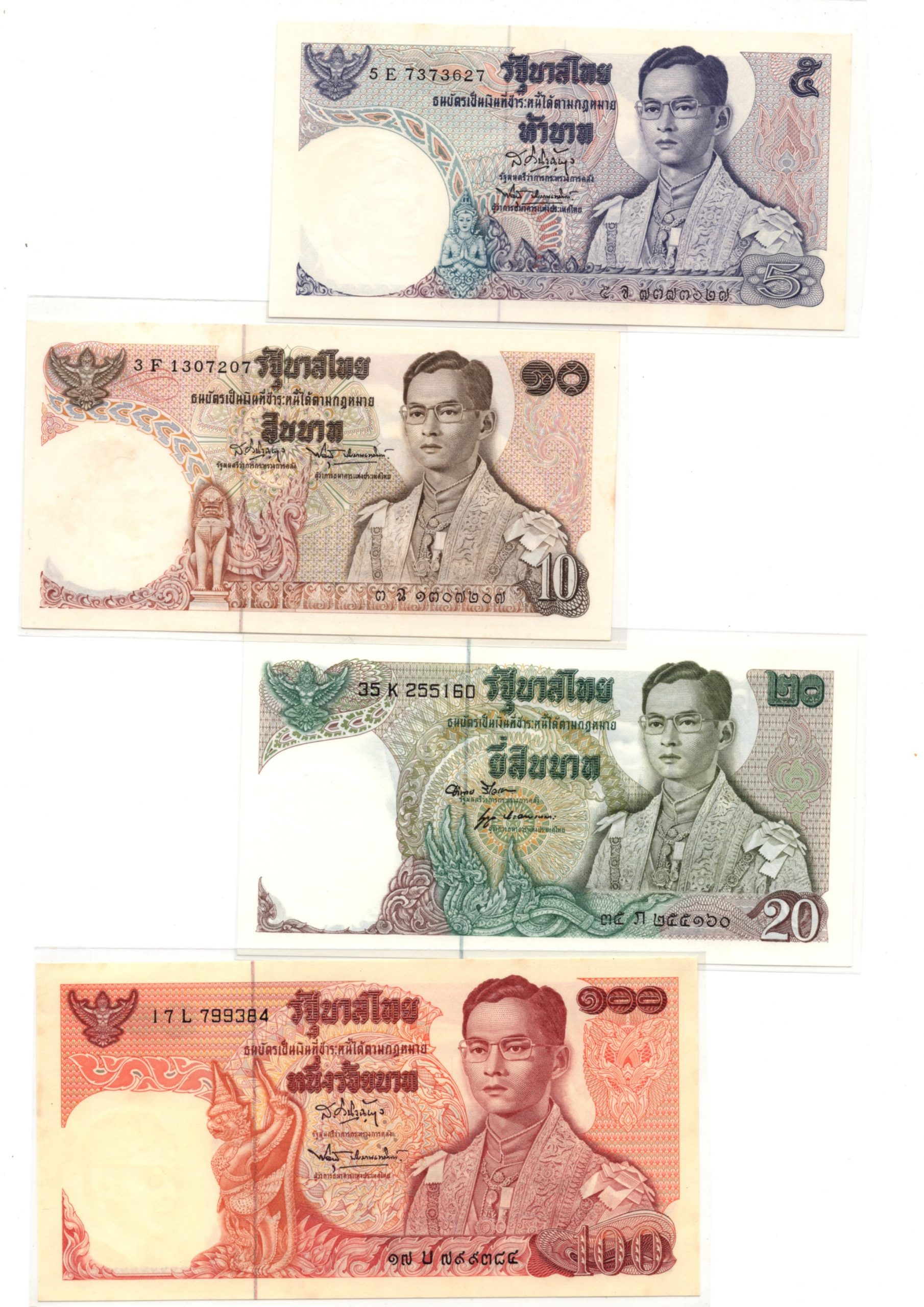 Thailand set