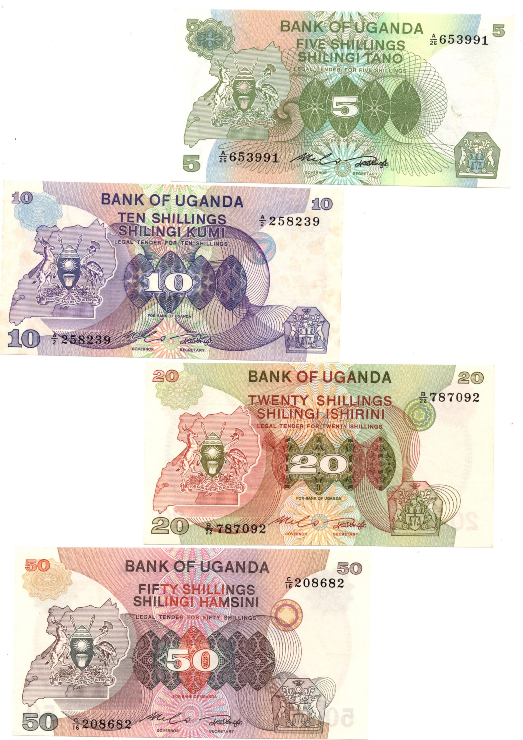 Uganda set