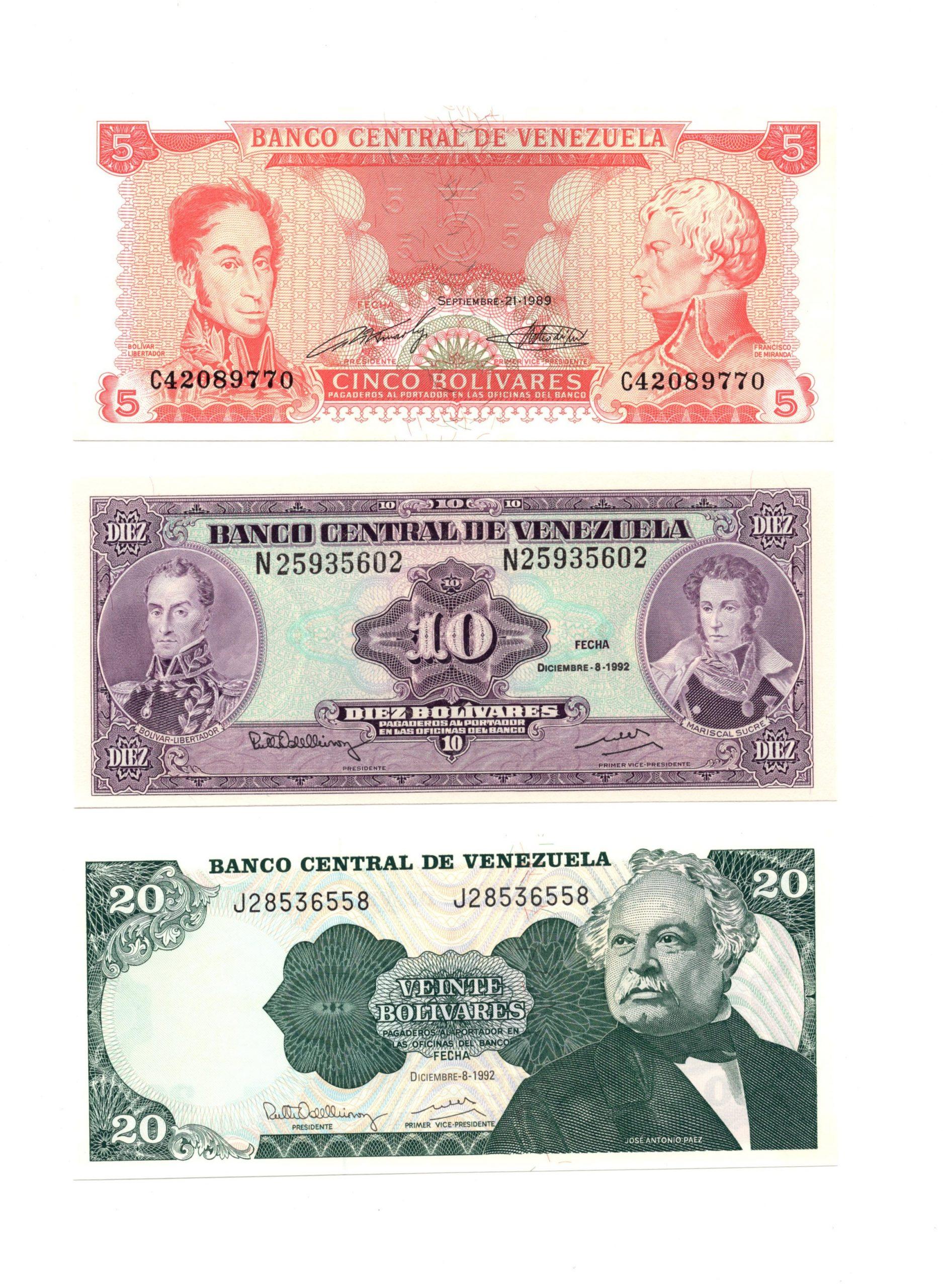 venezuela set