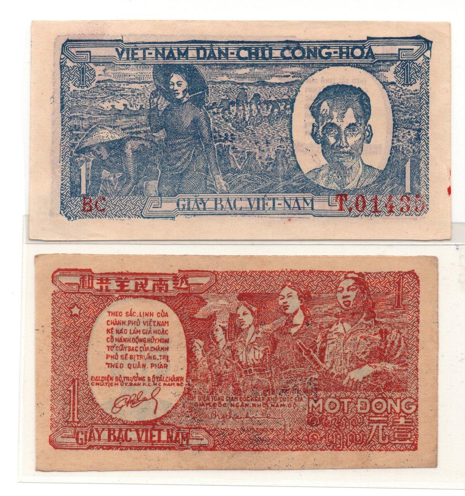vietnaam 1 dong 1948