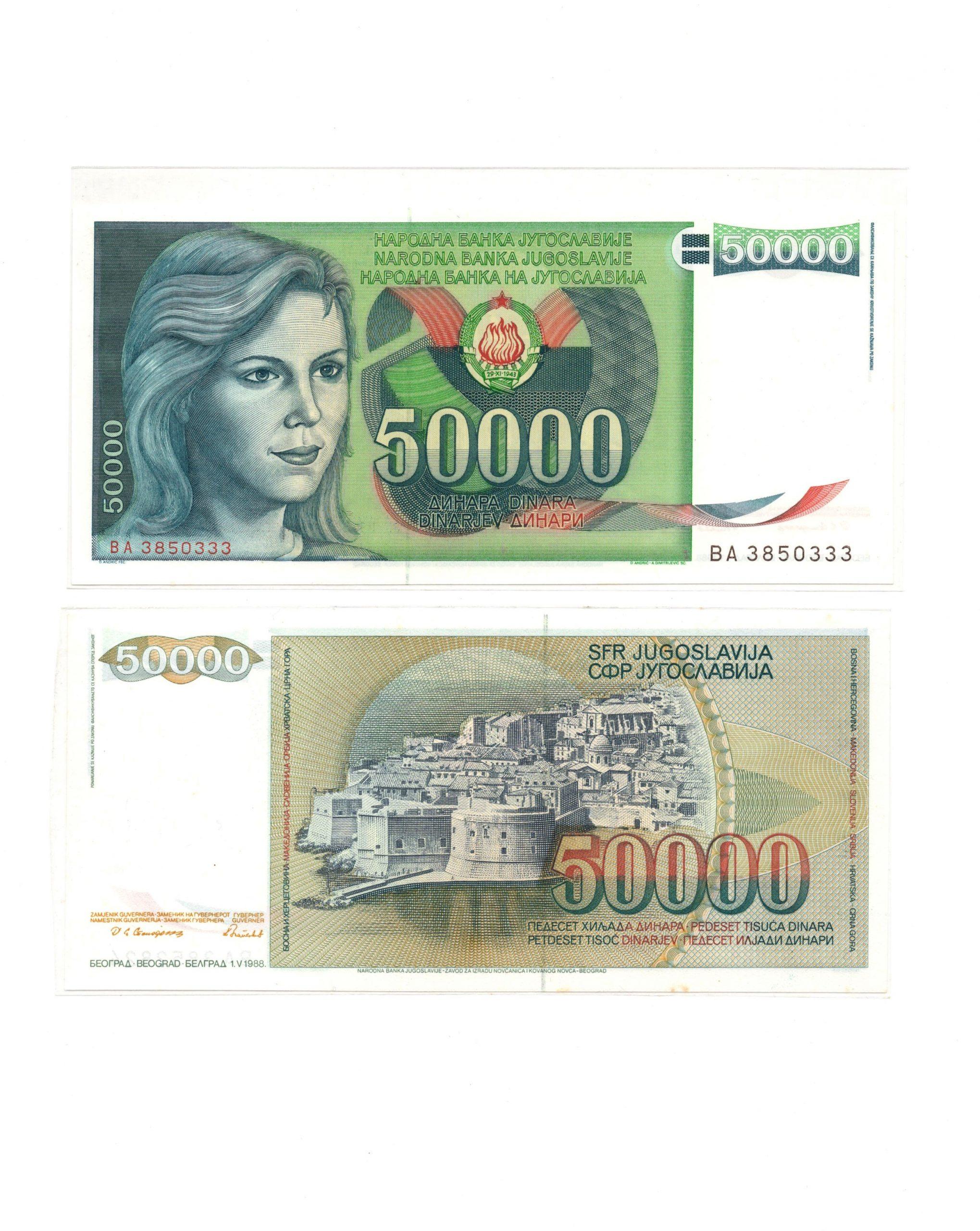 yugoslavia set