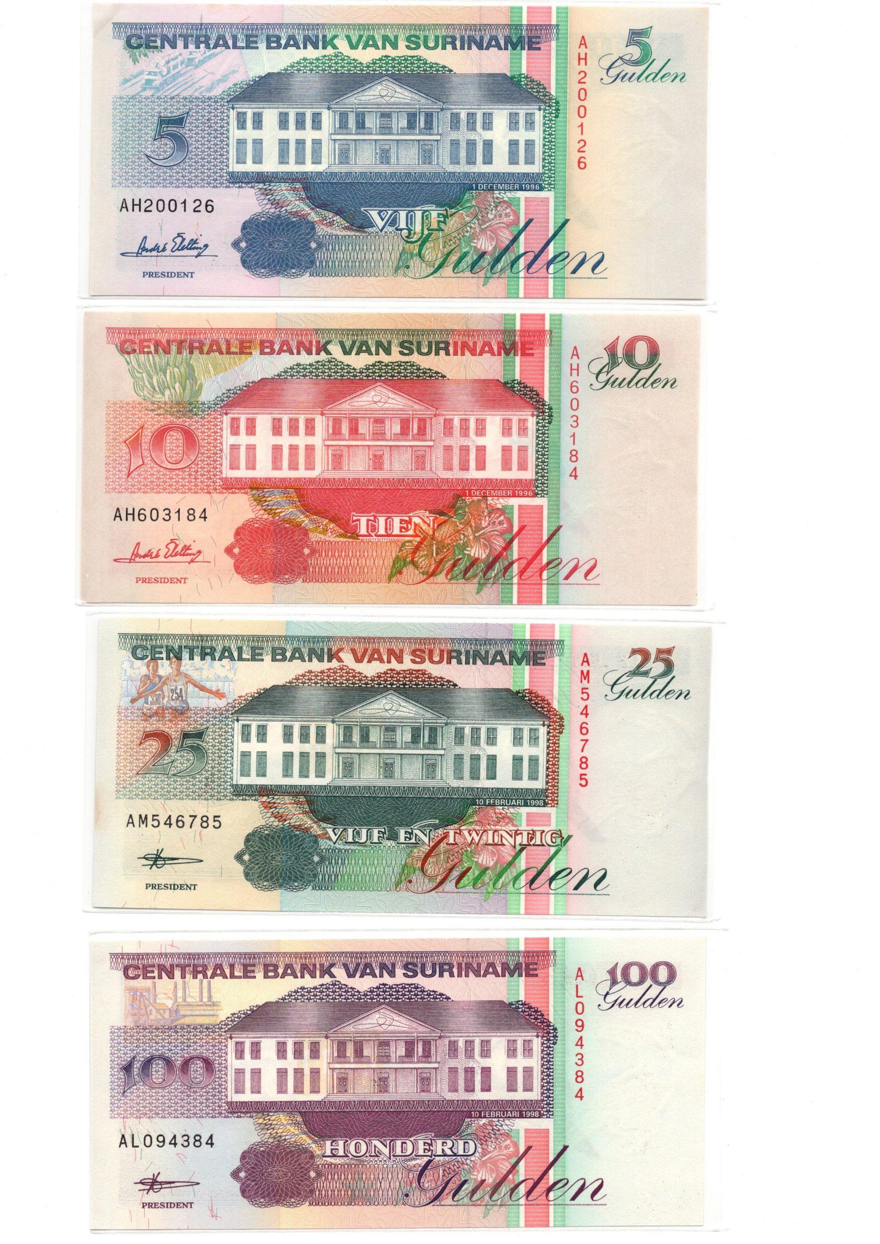 Suriname set