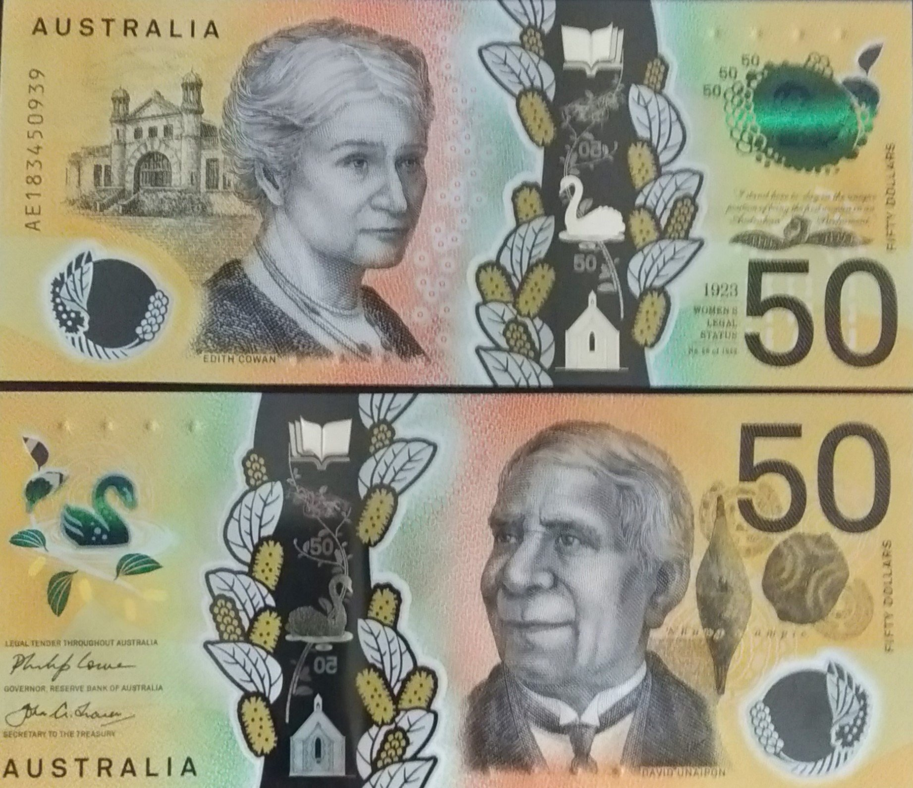 Australia 50 dollars for sale